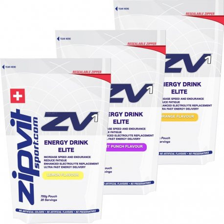 ZIPVIT SPORT ZV1 ENERGY DRINK ELITE 700 G