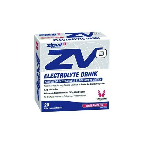 ZIPVIT ZV0 ELECTROLITE DRINK TABLETAS EFERVESCENTES