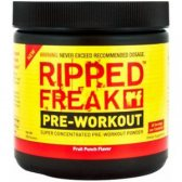 PHARMA FREAK RIPPED FREAK PREWORKOUT 200 G.
