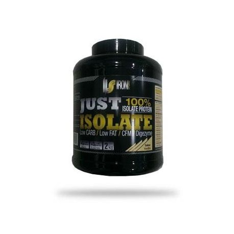 IRON SUPPLEMENTS ISOLATE 84% 2KG