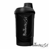 BIOTECH USA SHAKER NEGRO 700 ML