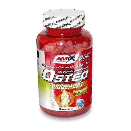 AMIX OSTEO ANAGENESIS 120 CAPS