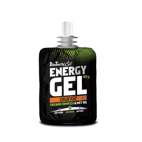 BIOTECH USA ENERGY GEL 1 X 60 G