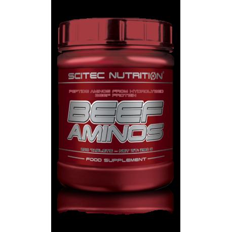 SCITEC NUTRITION BEEF AMINOS 200 CAPS