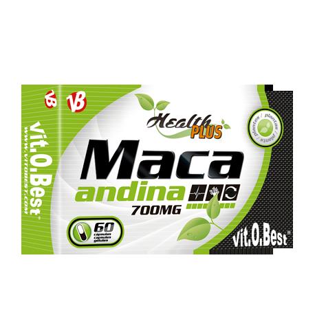 VIT.O.BEST MACA ANDINA 60 CAPS.