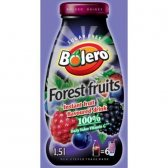 BEBIDA BOLERO SABOR FOREST FRUIT