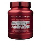 SCITEC NUTRITION BEEF AMINOS 500 CAPS