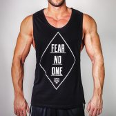 CAMISETA FEAR NO ONE