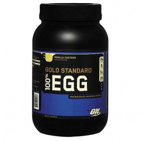 OPTIMUM NUTRITION 100% EGG GOLD STANDARD 2LB