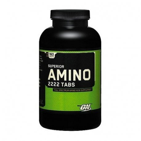 SUPERIOR AMINO 2222 160 SOFT GEL