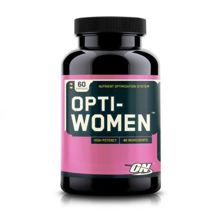 OPTIMUM NUTRITION OPTI.WOMEN 60 CAPS.