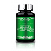 SCITEC NUTRITION MEGA DAILY ONE PLUS 60 CAPS.