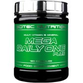 SCITEC NUTRITION MEGA DAILY ONE PLUS 120 CAPS.