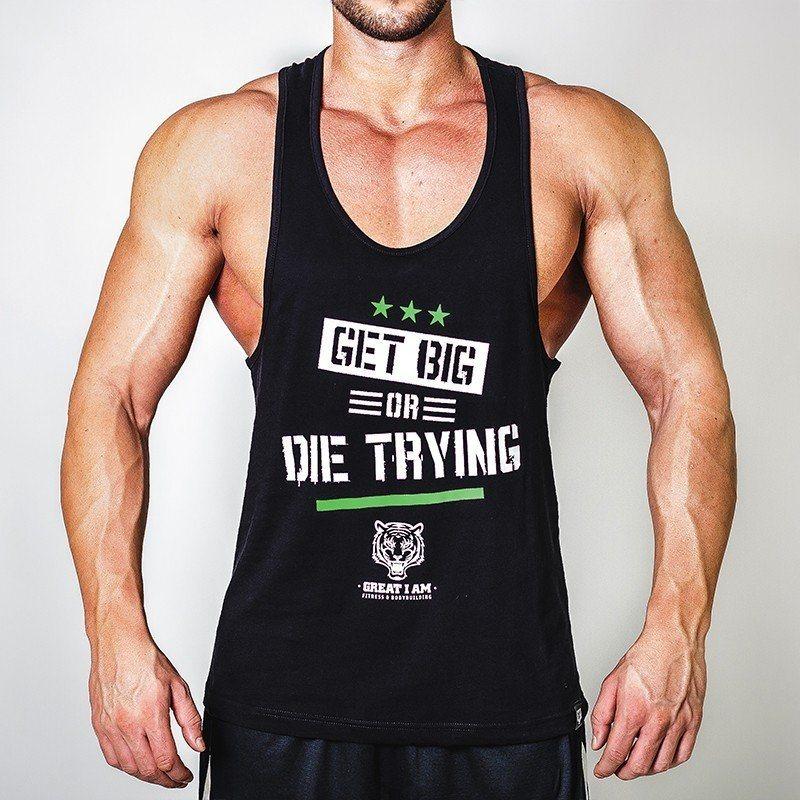 comprar camiseta get big or die triying great i am al