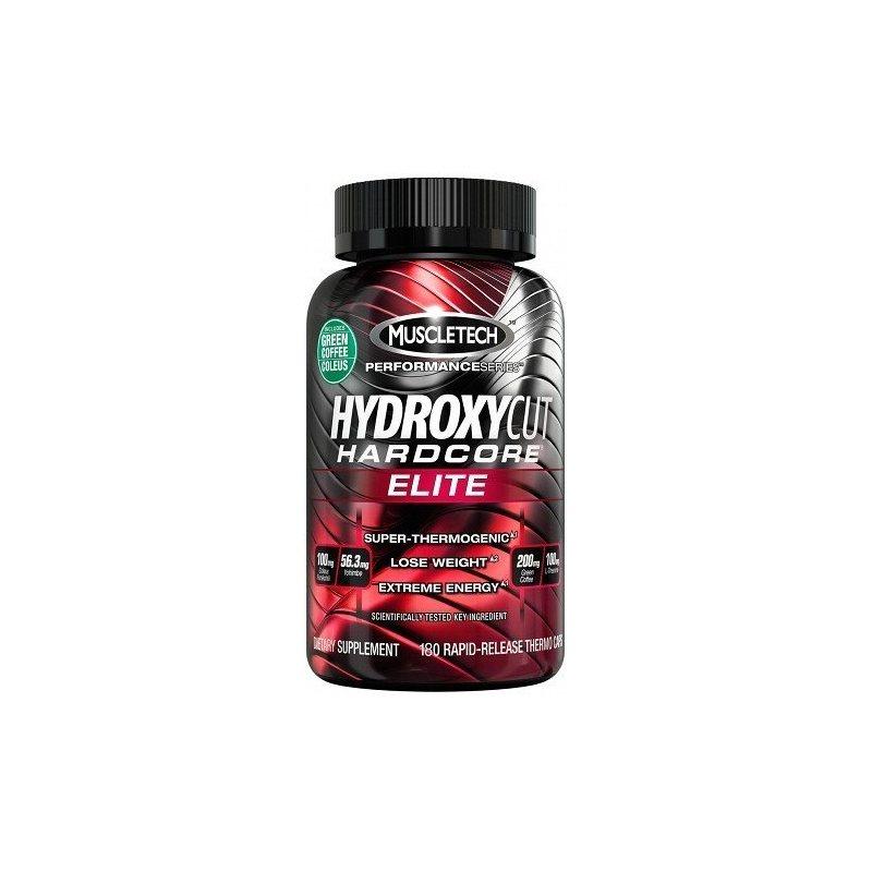 hydroxycut-elite-110caps-muscletech Como eliminar la grasa según donde la tengas