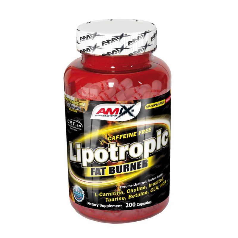 COMPRAR AMIX LIPOTROPIC FAT BURNER 200 CAPS AMIX NUTRITION