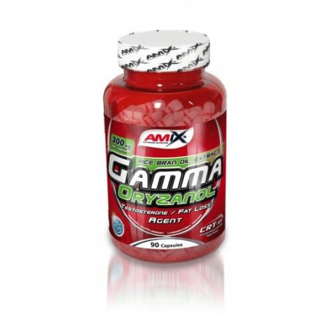 AMIX GAMMA ORYZANOL 90CAPS
