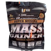 IRON SUPPLEMENTS SUPER MUSCLE MASS GAINER 3 KG