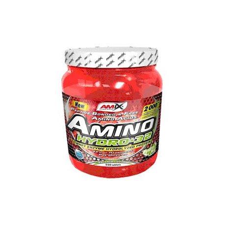 amix-amino-hydro32-550tabs-aminoacidos-proteina-amix Aminoácidos o BCAA ¿Qué son y para qué sirven?