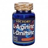 VICTORY L-ARGININE + L-ORNITINE 100 CAPS.