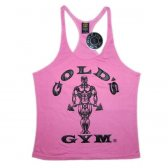 CAMISETA GOLD'S GYM ROSA