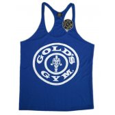 CAMISETA GOLD'S GYM CIRCULO AZUL