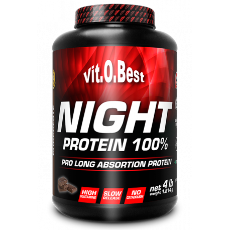 VIT.O.BEST NIGHT PROTEIN 100% 4 LBS.