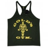 CAMISETA GOLD'S GYM MILITAR
