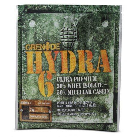 GRENADE HYDRA 6 UNIDOSIS 35G