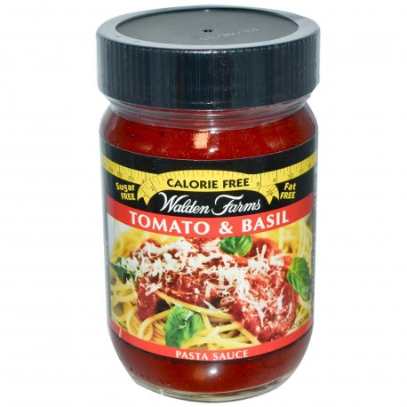 WALDEN FARMS PASTA SAUCES TOMATO & BASIL