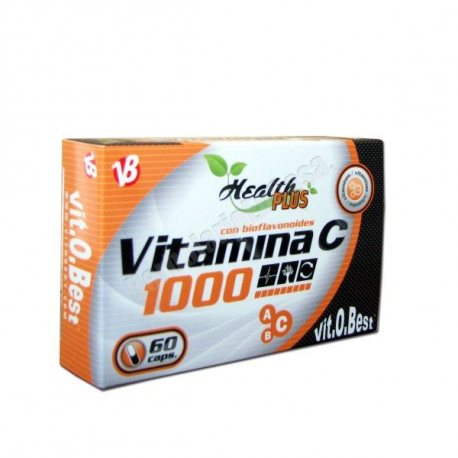 VIT.O.BEST VITAMINA C 1000 60 CAPS