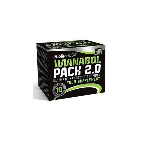 BIOTECH USA WIANABOL PACK 2.0 ULTIMATE HARDCORE FORMULA