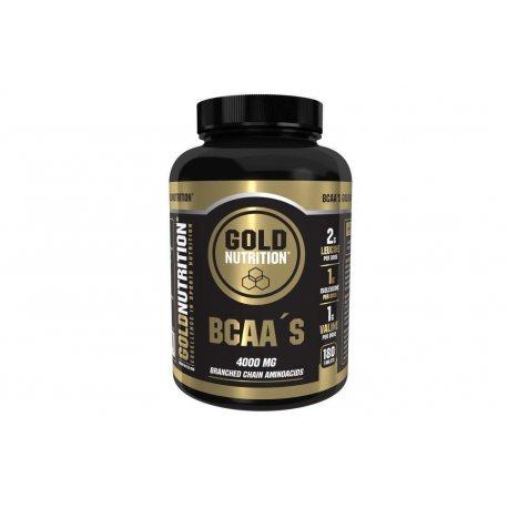 GOLDNUTRITION BCAA'S 180 COMP.