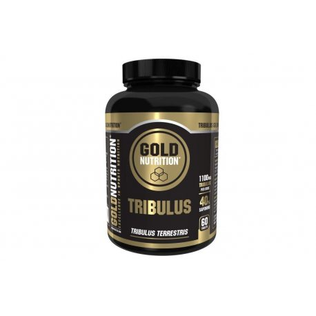 GOLDNUTRTITION TRIBULUS 550 MG 60 COMP.