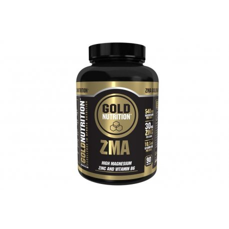GOLDNUTRITION ZMA 90 CAPS.