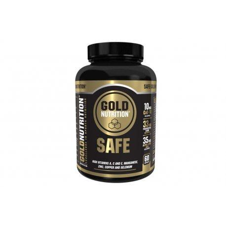GOLDNUTRITION SAFE 60 CAPS.
