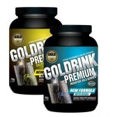 GOLDNUTRITION GOLD DRINK PREMIUM LIMON 750G.