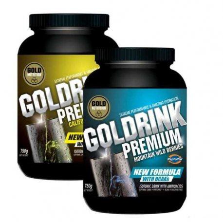 GOLDNUTRITION GOLD DRINK PREMIUM 750G.