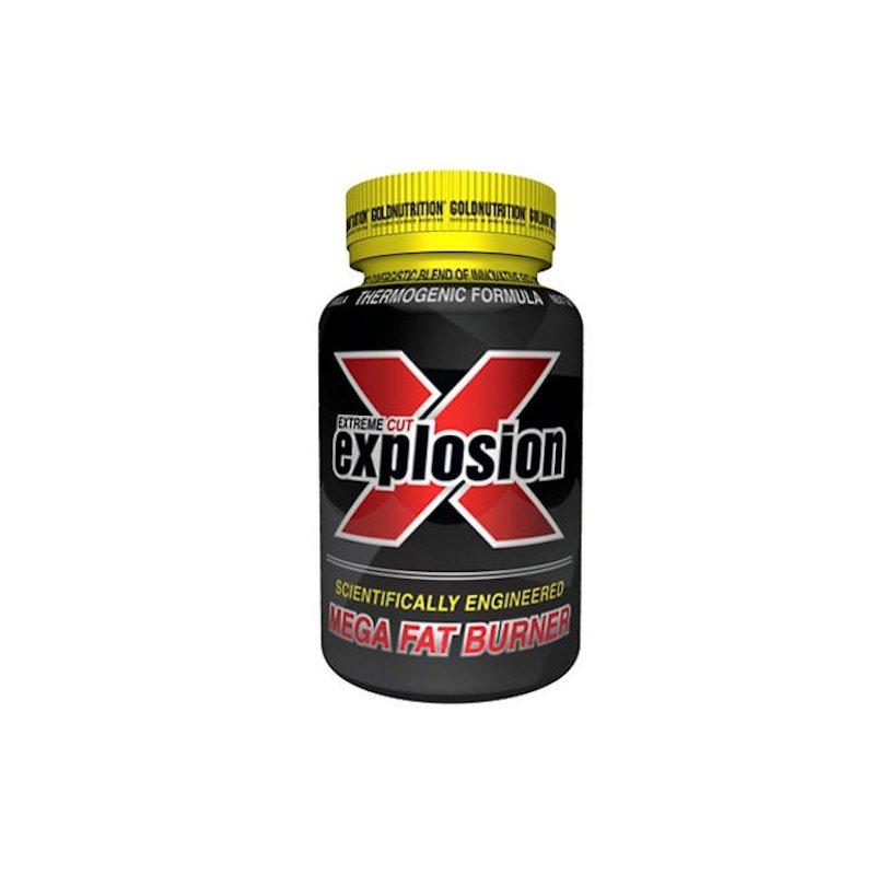 COMPRAR EXTREME CUT EXPLOSION 120 CAPS. GOLDNUTRITION AL