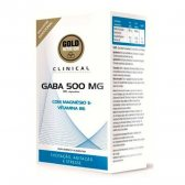 GOLDNUTRTITION GABA 500MG.