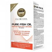 GOLDNUTRITION PURE FISH OIL 45 CAPS.