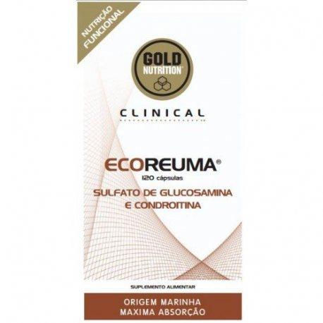 GOLDNUTRITION ECOREUMA 120 CAPS.
