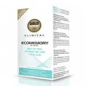 GOLDNUTRITION ECOMEMORY 60 CAPS.