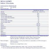 DYMATIZE MEGA GAINER 3.6KG