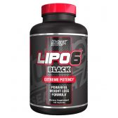 NUTREX LIPO-6 BLACK INTERNATIONAL 120 CAPS.