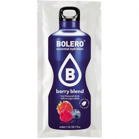 BEBIDA BOLERO SABOR BERRY BLEND (STEVIA)
