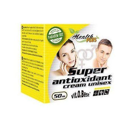 VIT.O.BEST SUPER ANTIOXIDANT CREAM UNISEX 50 ML