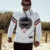 GREAT I AM SUDADERA CON CAPUCHA HUGE