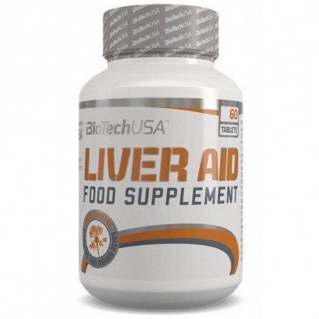 BIOTECH LIVER AID 60 TABS.