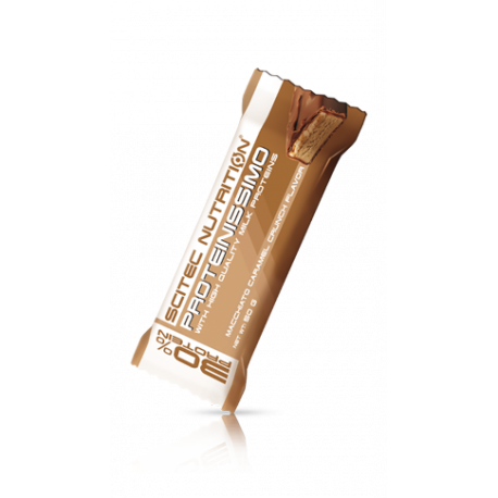 SCITEC NUTRITION PROTEINISSIMO 50G. BAR